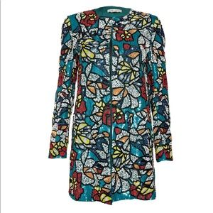 Alice Olivia sequin jacket